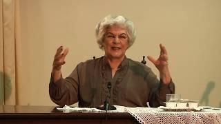 A médium Isabel Salomão de Campos nos fala sobre qual é nosso maior bem