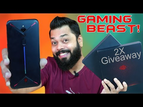 Nubia Red Magic 3 Unboxing & First Impressions + 2XGiveaway