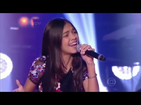 Ally Victory, Mariana Rocha e Mayara Cavalcante cantam 'Like I'm Gonna Lose You' no The Voice Kids