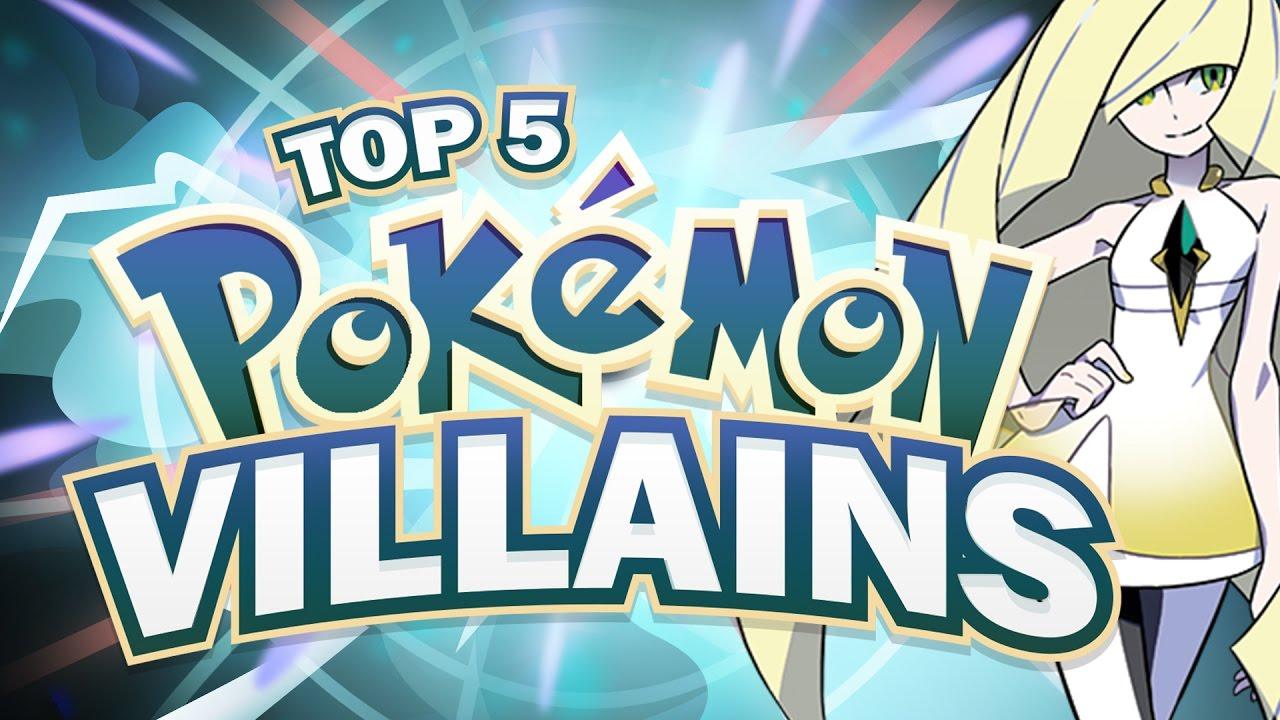 Download Top 5 Best Pokemon Villains