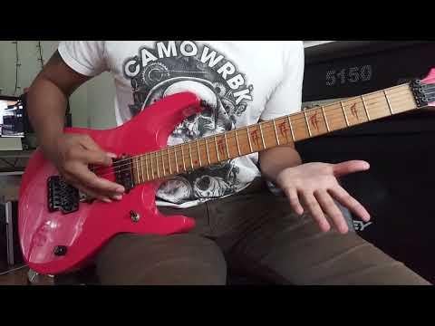 POWERSLAVES - IMPIAN GUITAR TUTORIAL (FULL VERSION)