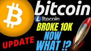 MUST SEE!! BITCOIN LITECOIN and ETHEREUM UPDATE!! btc ltc eth price, analysis, news, trading