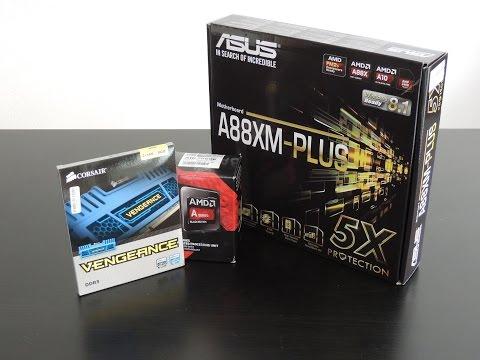 Enseñando mi PC - [A10 7850K]