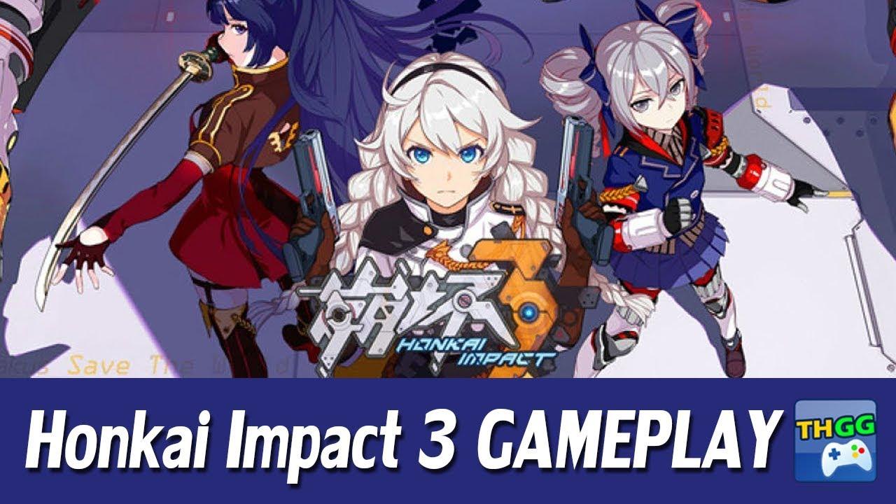 Honkai impact3 goushinnso memento rank s youtube honkai impact3 goushinnso memento rank s stopboris Choice Image