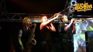 Fusion Festival 2011 - Berlin Boom Orchestra (live)