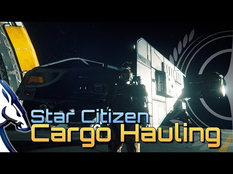 Star Citizen 3.0: 50 Minutes of uncut cargo hauling