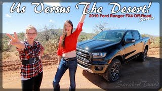 Well That Escalated Quickly // 2019 Ford Ranger Off-Road Review