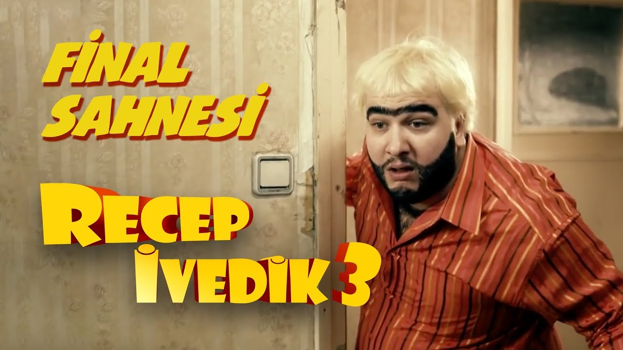 Final Sahnesi Recep Ivedik 3 Youtube