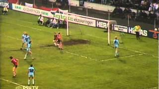 PSV - Utrecht (KNVB beker, 21 mei 1985): 2-2