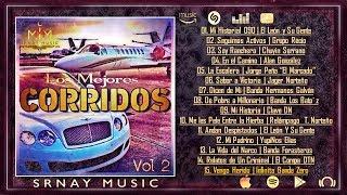 Los Mejores Corridos MIX 2019 |SRNAY MUSIC|