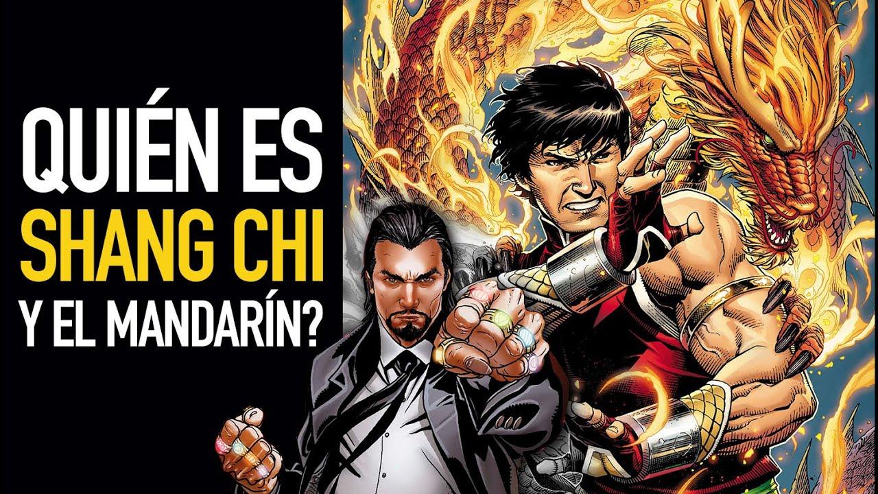 ¿Quién es Shang Chi y el Mandarín?
