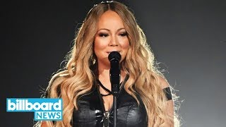 Mariah Carey Opens Up About Self-Esteem Issues and Struggles Early In Her Career | Billboard News