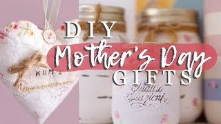 3 DIY MOTHER'S DAY 2019 GIFT IDEAS *BUDGET FRIENDLY*