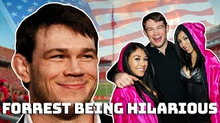 Forrest Griffin being hilarious