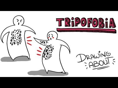 TRIPOFOBIA | Draw My Life con GlóbuloAzul