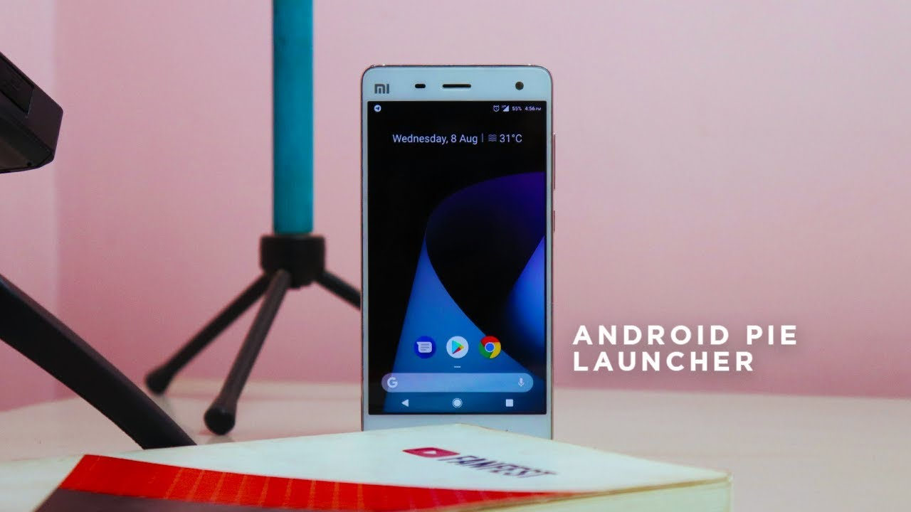 🔥 How Install Android Pie Launcher on Any Android Device