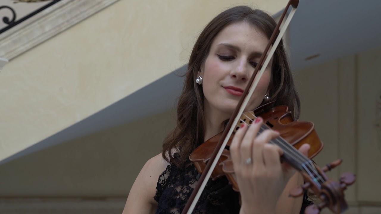 Violin and Piano Prayer and Estrellita by NY Music Entertainment