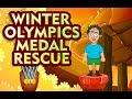 Winter Olympics Medal Rescue Walkthrough | Mirchi Escape Games