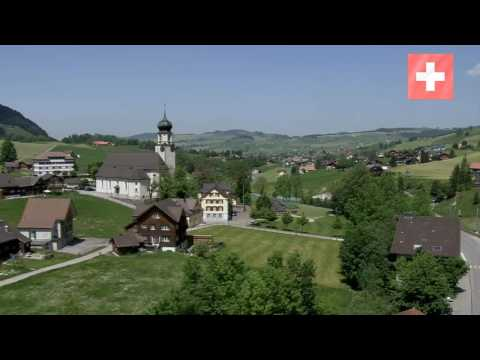 [10 Hour Docu] Flying over Switzerland #1 - MUSIC [1080HD] SlowTV