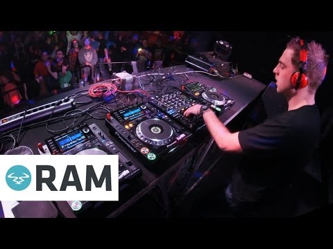 RAM DRUM & BASS USA VOL1 (Mixed By Mind Vortex)