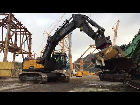 AF Offshore Decom oil rig decommissioning & recycling