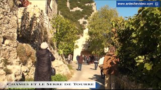 Ardèche - Le vieux village de Chames