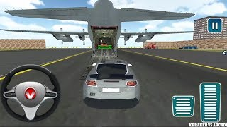 Airplane Pilot Car Transporter Simulator 2017 - Android GamePlay FHD screenshot 3