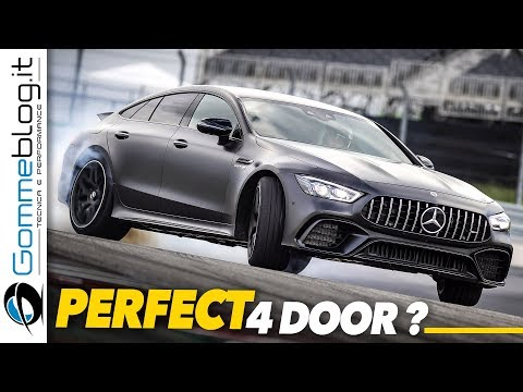 Mercedes AMG GT 63 S 4MATIC+ 4-DOOR - PERFECT SEDAN COUPE ?