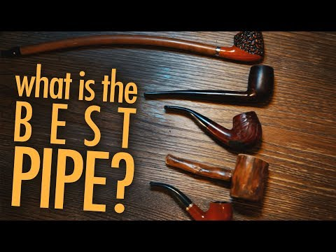 How To CHOOSE A Tobacco PIPE