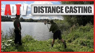 Distance Casting With Terry Edmonds - Part One - The Basics