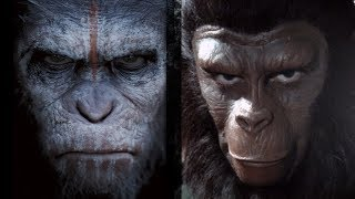 PLANET OF THE APES: Origin Explained