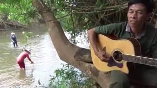 Bắt Chem Chép đầu nguồn sông Sài Gòn