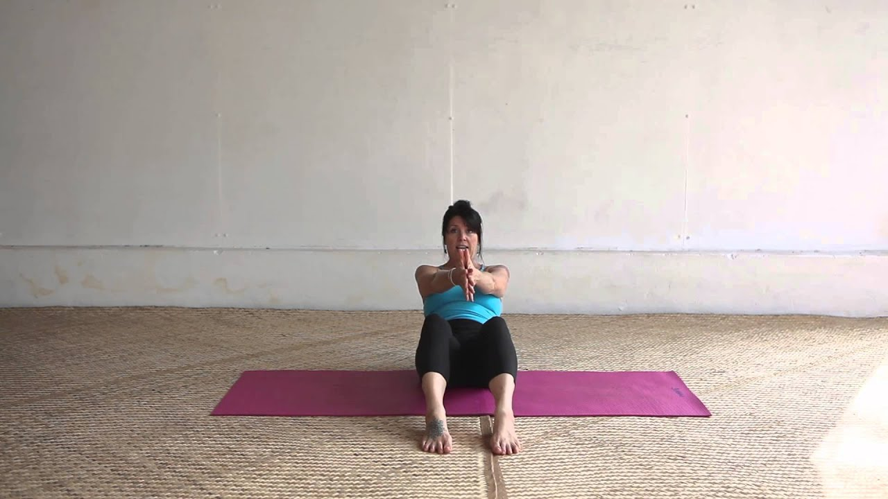 Yoga Video with Julie Martin - Brahmani Yoga