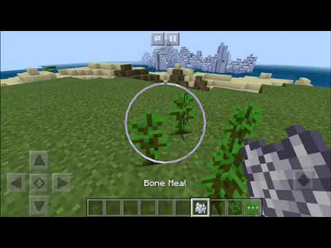 How To Make A Big Jungle Tree In Minecraft PE