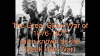 Native American : Sioux  Fast War Dance