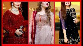 Stylish Party Wear Fancy Dresses Designs Images for Girls And Women // Wedding Dresses For Ladies