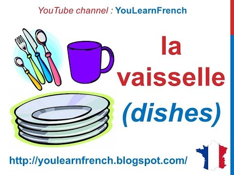 french lesson 82 kitchen utensils appliances vocabulary ustensiles de cuisine utensilios de. Black Bedroom Furniture Sets. Home Design Ideas
