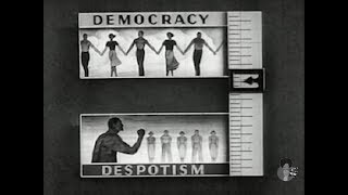 Democracy Vs. Despotism (1946) | as seen in Michael Moore's Fahrenheit 11/9
