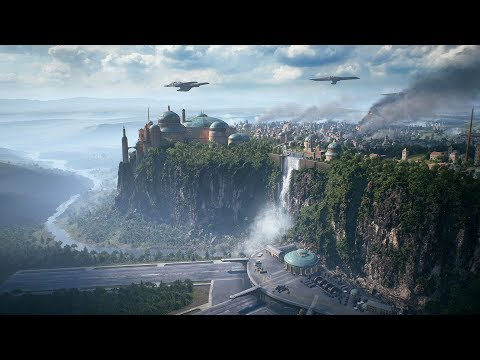 Star Wars Battlefront 2 BETA Live stream w/ Albert Ross