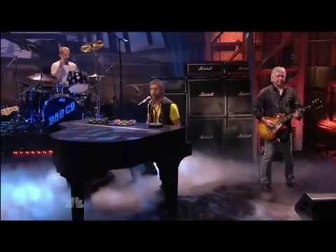 Bad Company - Tonight Show June 2013