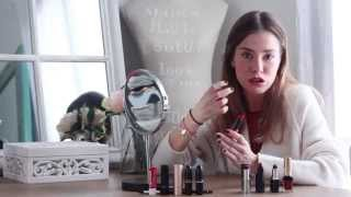 It Girl Marta Beauty - My lipsticks!