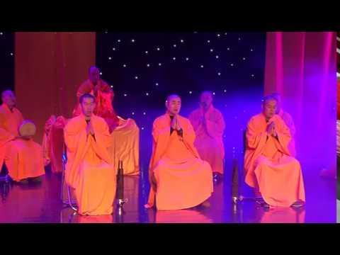 Wutai Shan Buddhist music 五台山佛乐 from Shanxi, northern China