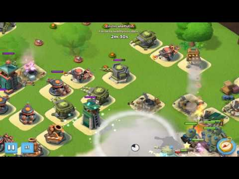 boom beach dr t 7 t-med 5 barges no boost no perte...perfect  16/07/17