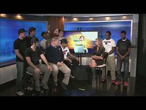 Hartley seniors talk about winning the state title