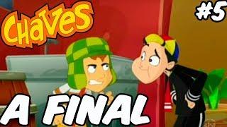 El Chavo - Wii - DESAFIO SEMANAL - A FINAL - parte 5