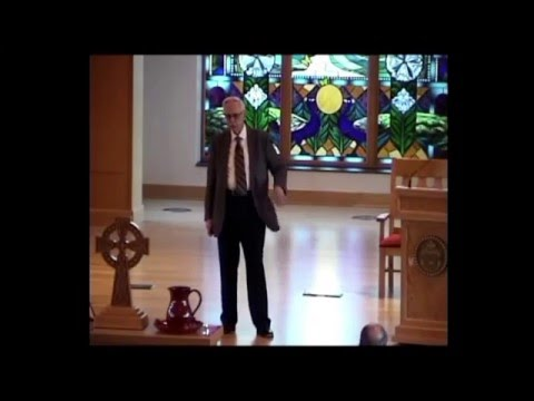 Installation Week | Dr. Wayne Flynt Lecture