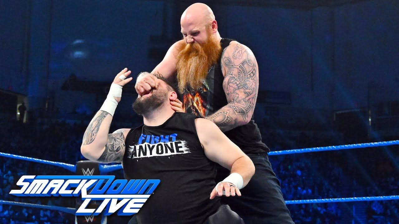 Kevin Owens & Mustafa Ali vs. Daniel Bryan & Rowan: SmackDown LIVE, March 12, 2019