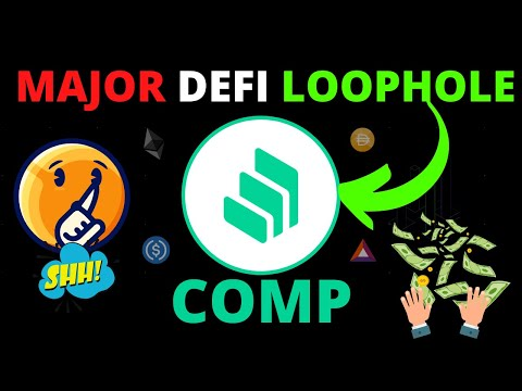 Compound from staking cryptocurrency