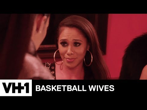 Saniy'yah Kicks Out Hazel & Ashley | Basketball Wives