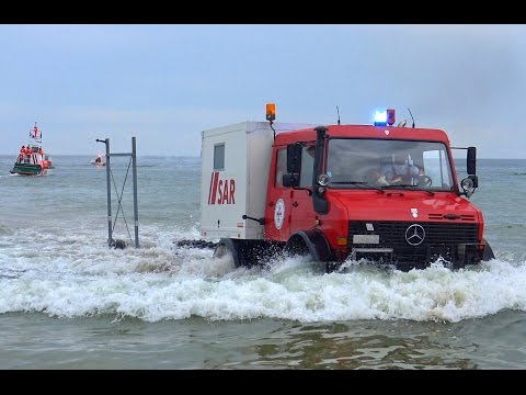 Seenotrettung vor Zingst SAR [Search and Rescue]